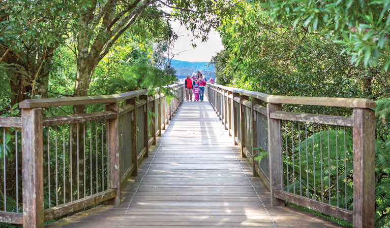 Skywalk lookout - Redcliffe Tourism