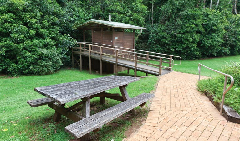 The Glade picnic area - Redcliffe Tourism