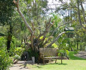 Mondrook Garden Cafe Gallery and Function Centre - Redcliffe Tourism