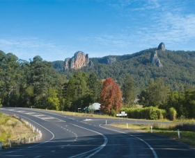 Nimbin Rocks - Redcliffe Tourism