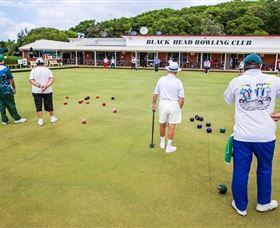 Black Head Bowling Club