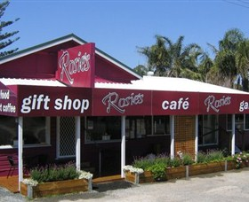 Rosies Cafe and Gallery - Redcliffe Tourism