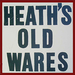 Heaths Old Wares Collectables  Industrial Antiques