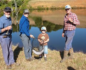Natone Hills Fly Fishery - Redcliffe Tourism
