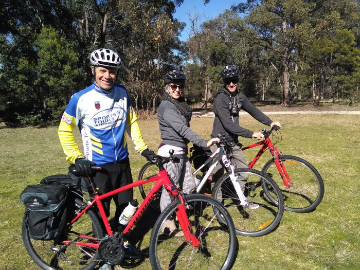 Granite Belt Bicycle Tours and Hire