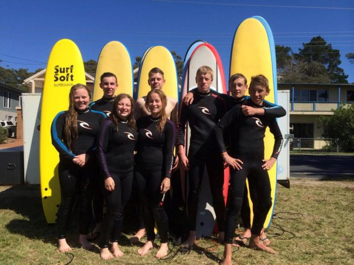 Broulee Surf School - Redcliffe Tourism