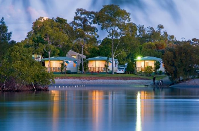 Boyds Bay Holiday Park - Redcliffe Tourism