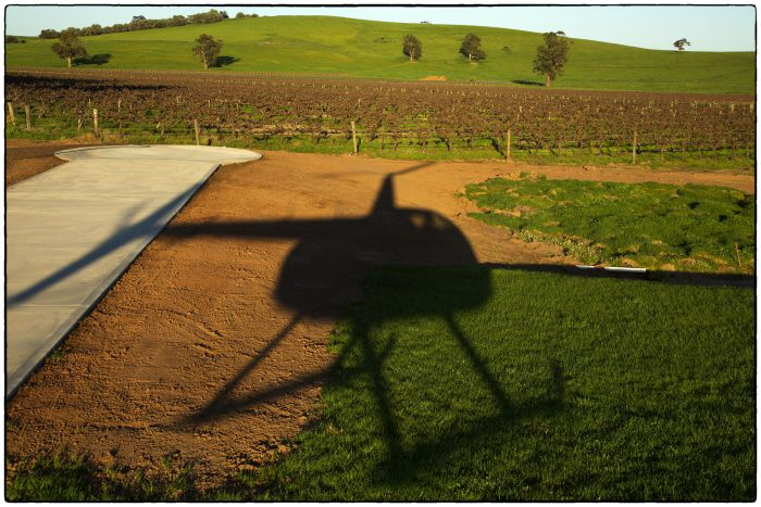 Barossa Helicopters Pty Ltd - Redcliffe Tourism