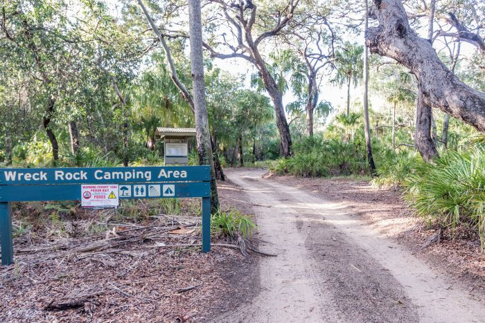 Deepwater National Park Camping Ground - Redcliffe Tourism