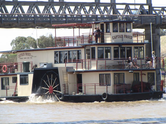 Captain Proud Paddleboat Cruises - Redcliffe Tourism