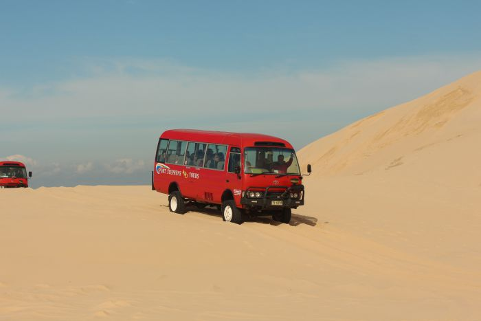 Port Stephens WD Tours