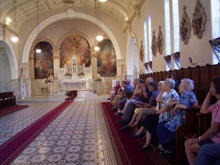 Tours of Sacred Spaces at the Sisters of Mercy Convent - Redcliffe Tourism