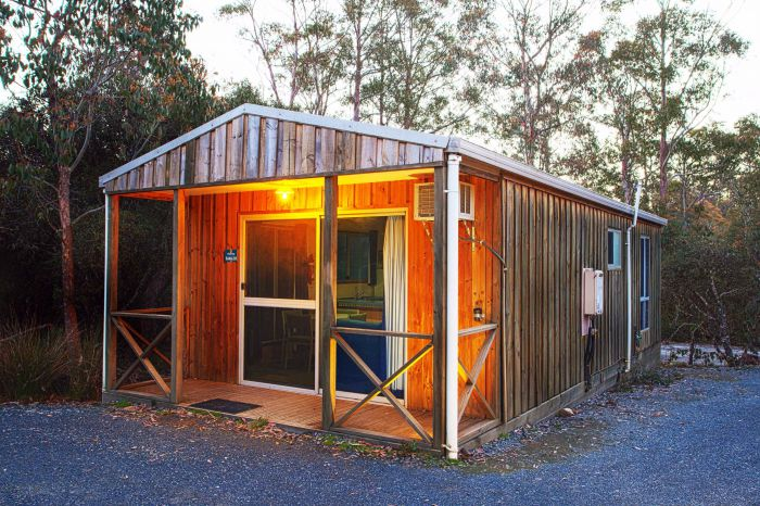 Discovery Parks - Cradle Mountain - Redcliffe Tourism