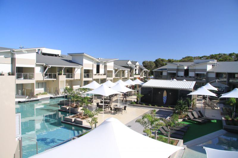 Lagoons 1770 Resort and Spa - Redcliffe Tourism