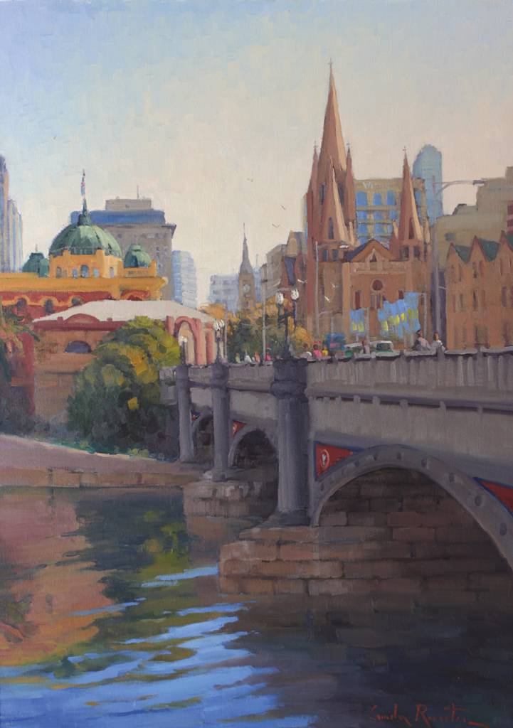Rossiters Paintings - Redcliffe Tourism