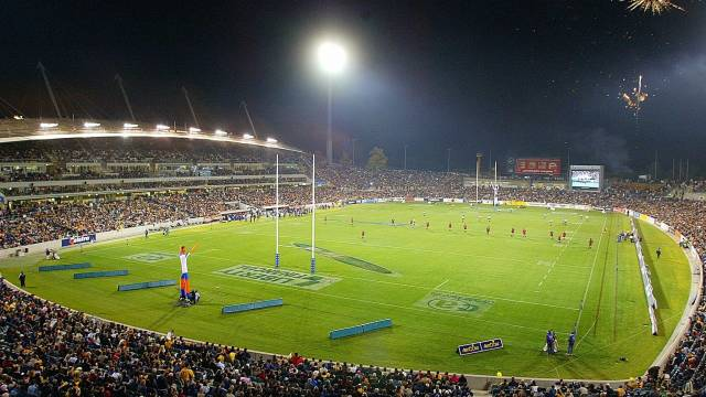 GIO Stadium Canberra - Redcliffe Tourism