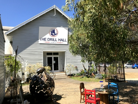 The Drill Hall Art Studio - Redcliffe Tourism