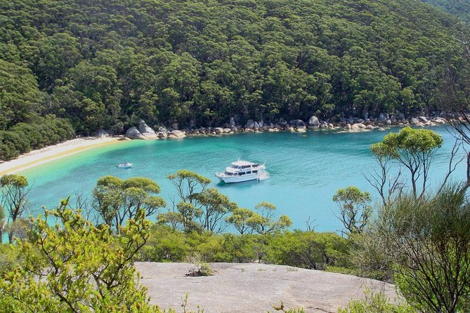 Wilsons Promontory Full Day Cruise - Redcliffe Tourism