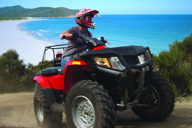 Half-Day Guided ATV Exploration Tour from Coles Bay - Redcliffe Tourism