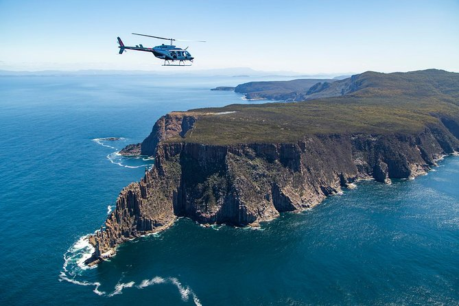 30-Minute Two Capes and Tasman Helicopter Flight from Port Arthur - Redcliffe Tourism