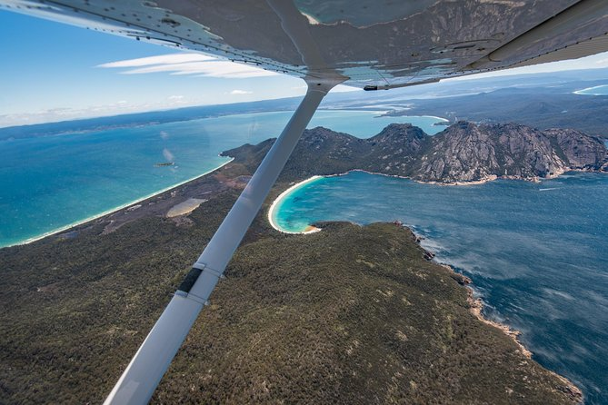 Freycinet Peninsula Or Wineglass Bay Scenic Flight - Redcliffe Tourism
