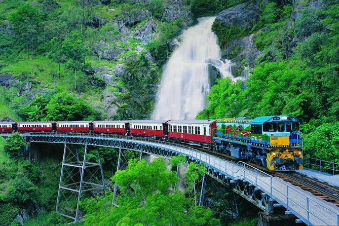 Full-Day Tour with Kuranda Scenic Railway Skyrail Rainforest Cableway and Hartley's Crocodile Adventures from Cairns - Redcliffe Tourism