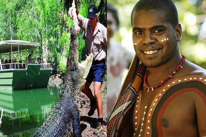 Hartley's Crocodile Adventures and Tjapukai Cultural Park Day Trip from Cairns - Redcliffe Tourism