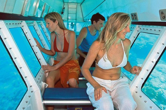 Quicksilver Outer Great Barrier Reef Snorkel Cruise from Palm Cove - Redcliffe Tourism