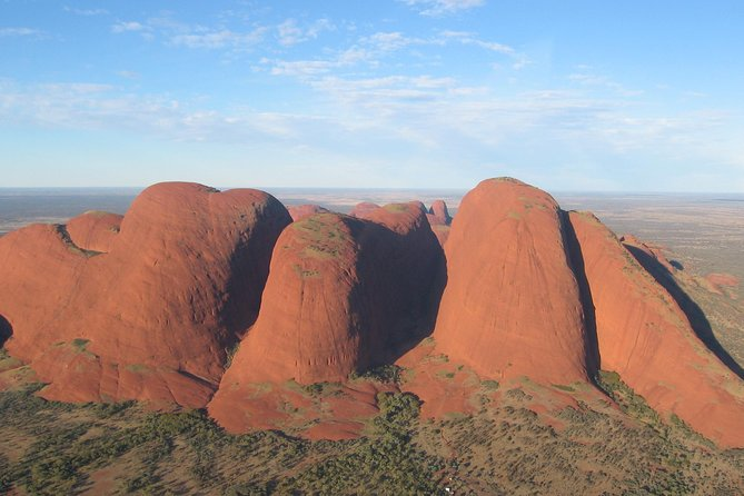 Kata Tjuta and Uluru Grand View Helicopter Flight - Redcliffe Tourism