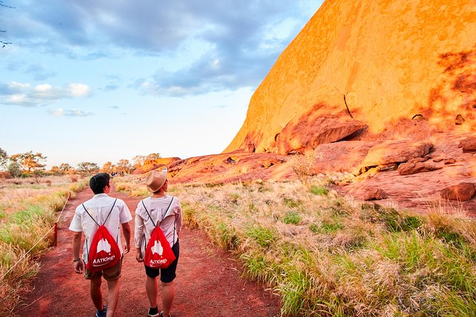 Uluru Sunrise and Guided Base Walk - Redcliffe Tourism