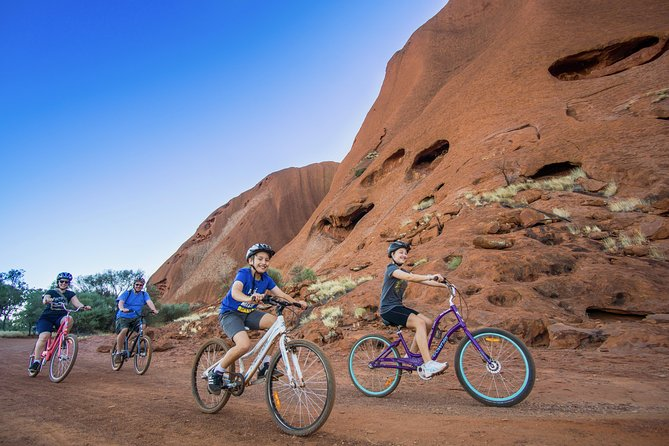 Outback Cycling Uluru Bike Ride - Redcliffe Tourism