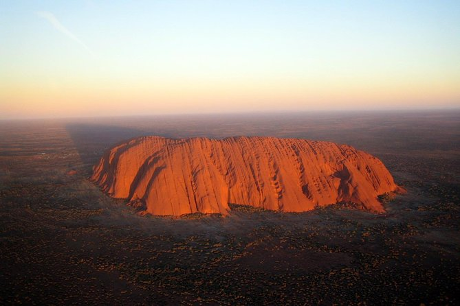 Fixed-Wing Scenic Flight from Uluru Ayers Rock - Redcliffe Tourism