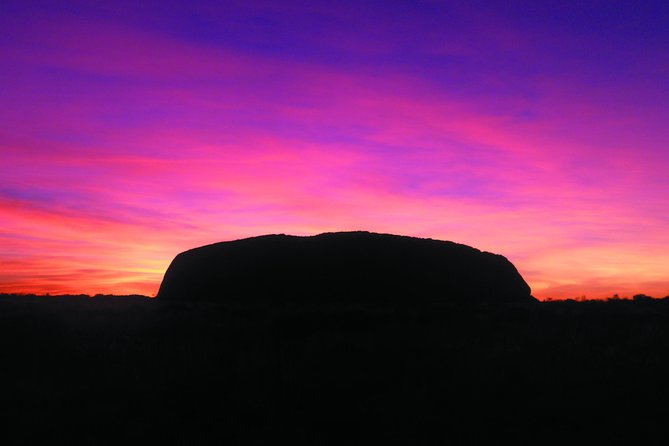 3-Day Ayers Rock to Alice Springs Camping Tour Including Kings Canyon, Kata Tjuta and Uluru