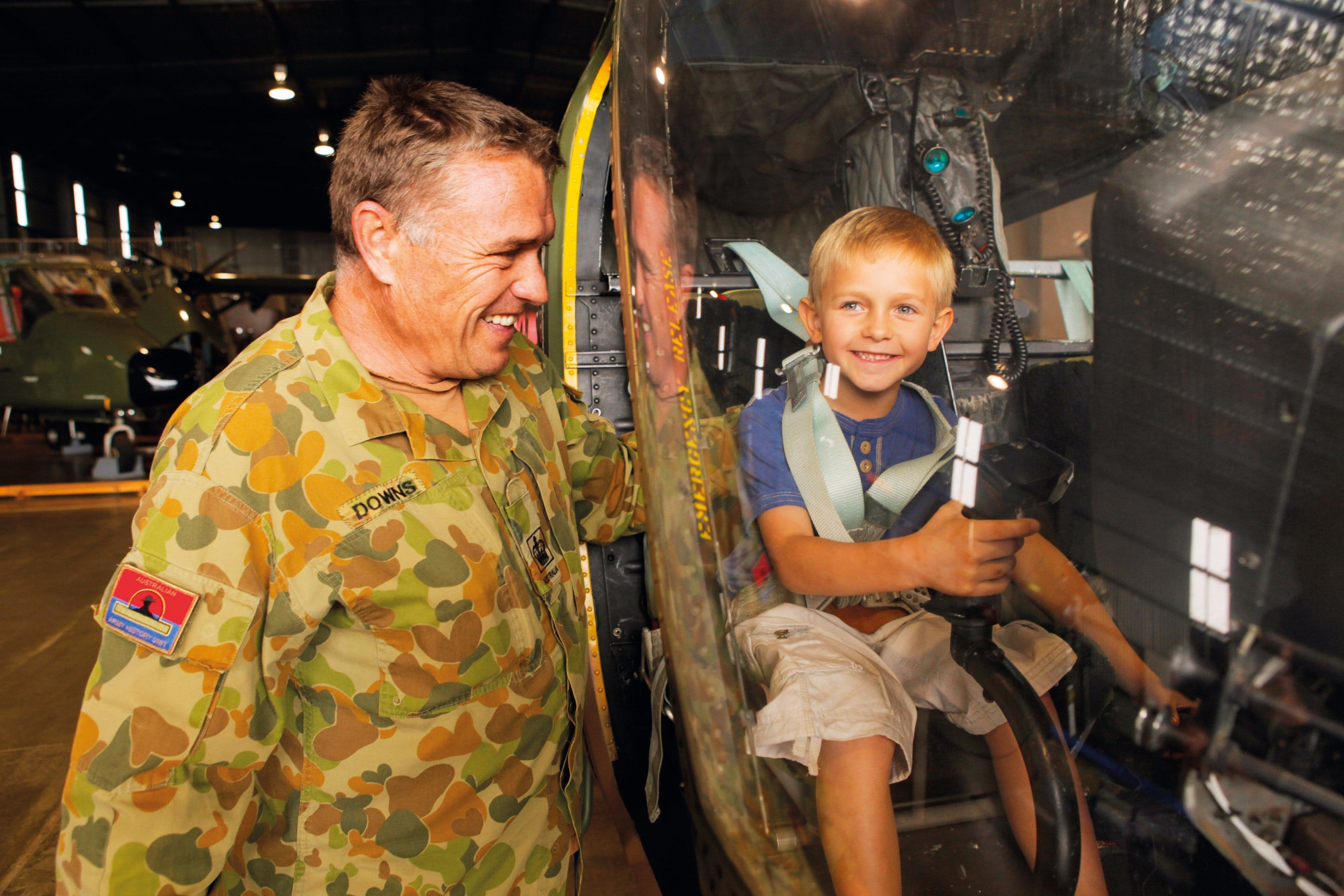 Australian Army Flying Museum - Redcliffe Tourism