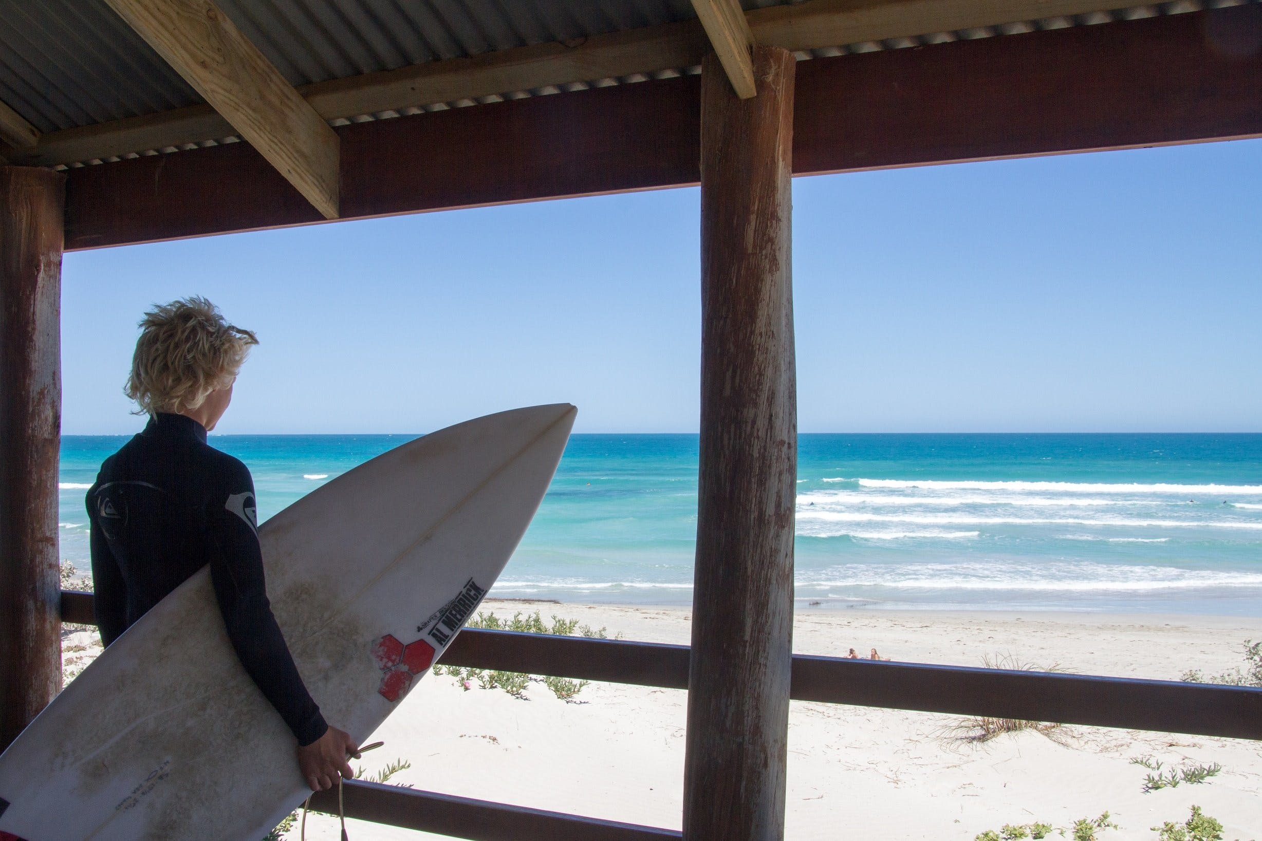 Back Beach - Geraldton - Redcliffe Tourism