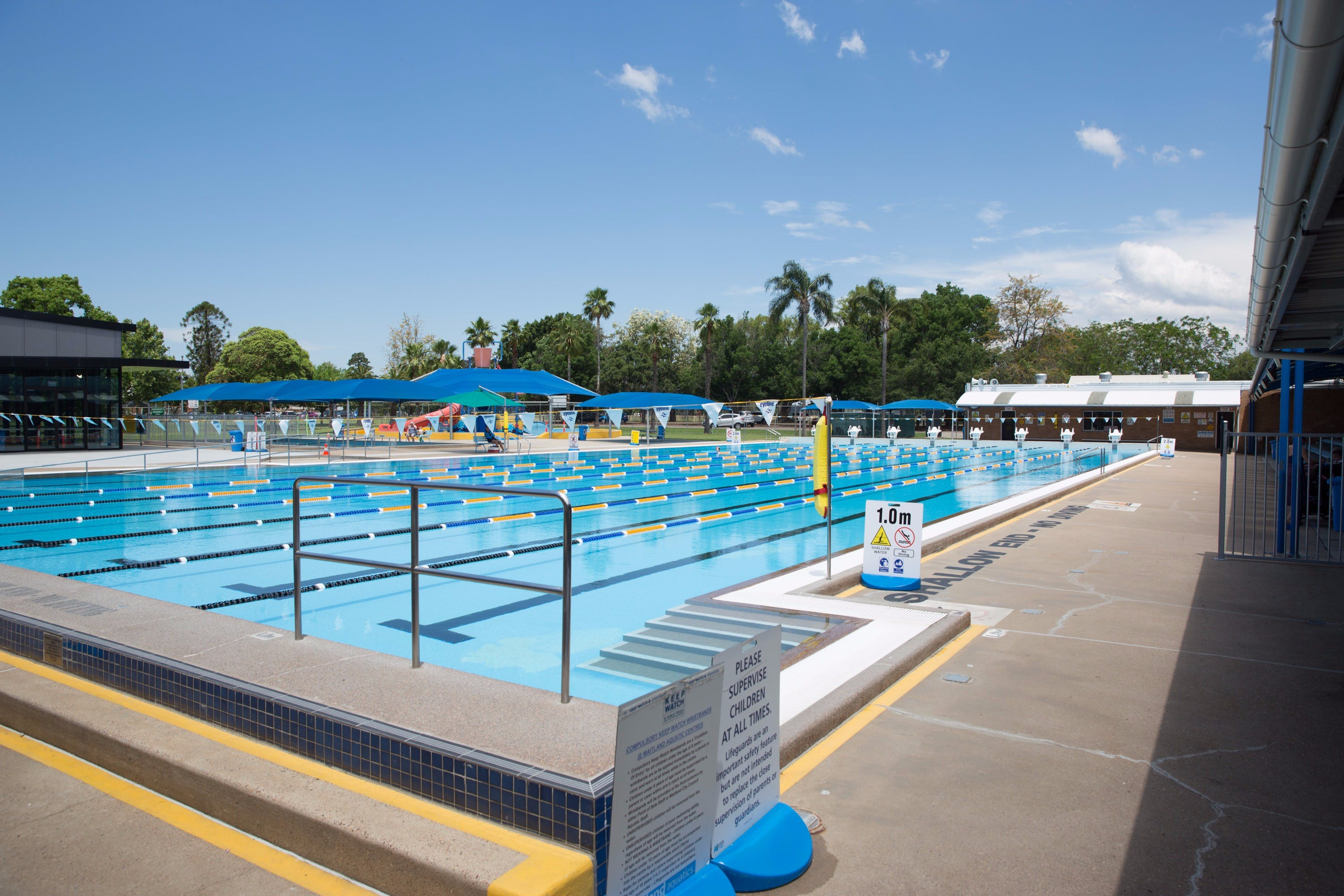 East Maitland Aquatic Centre - Redcliffe Tourism