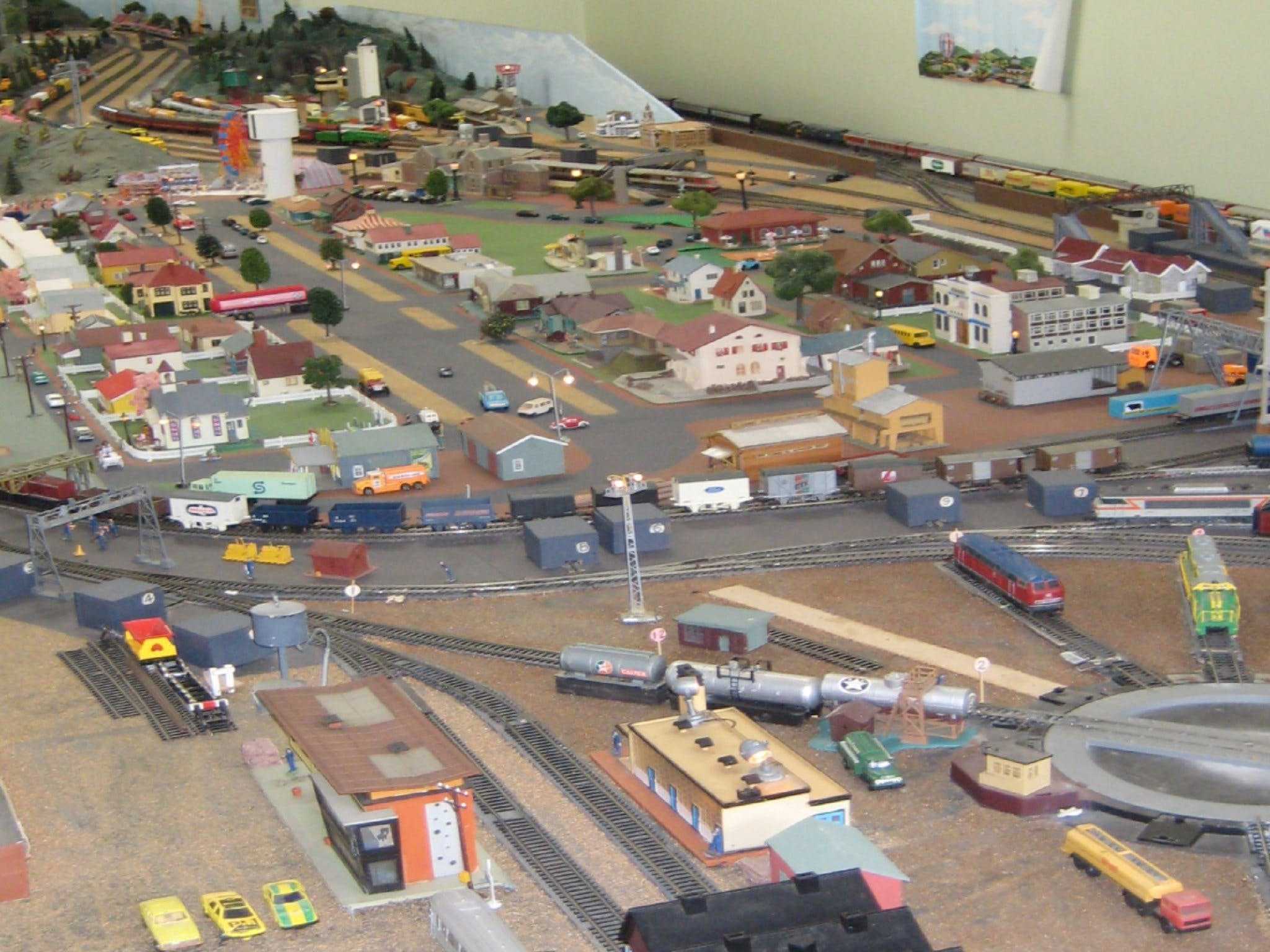 Heywood Model Trains - Redcliffe Tourism
