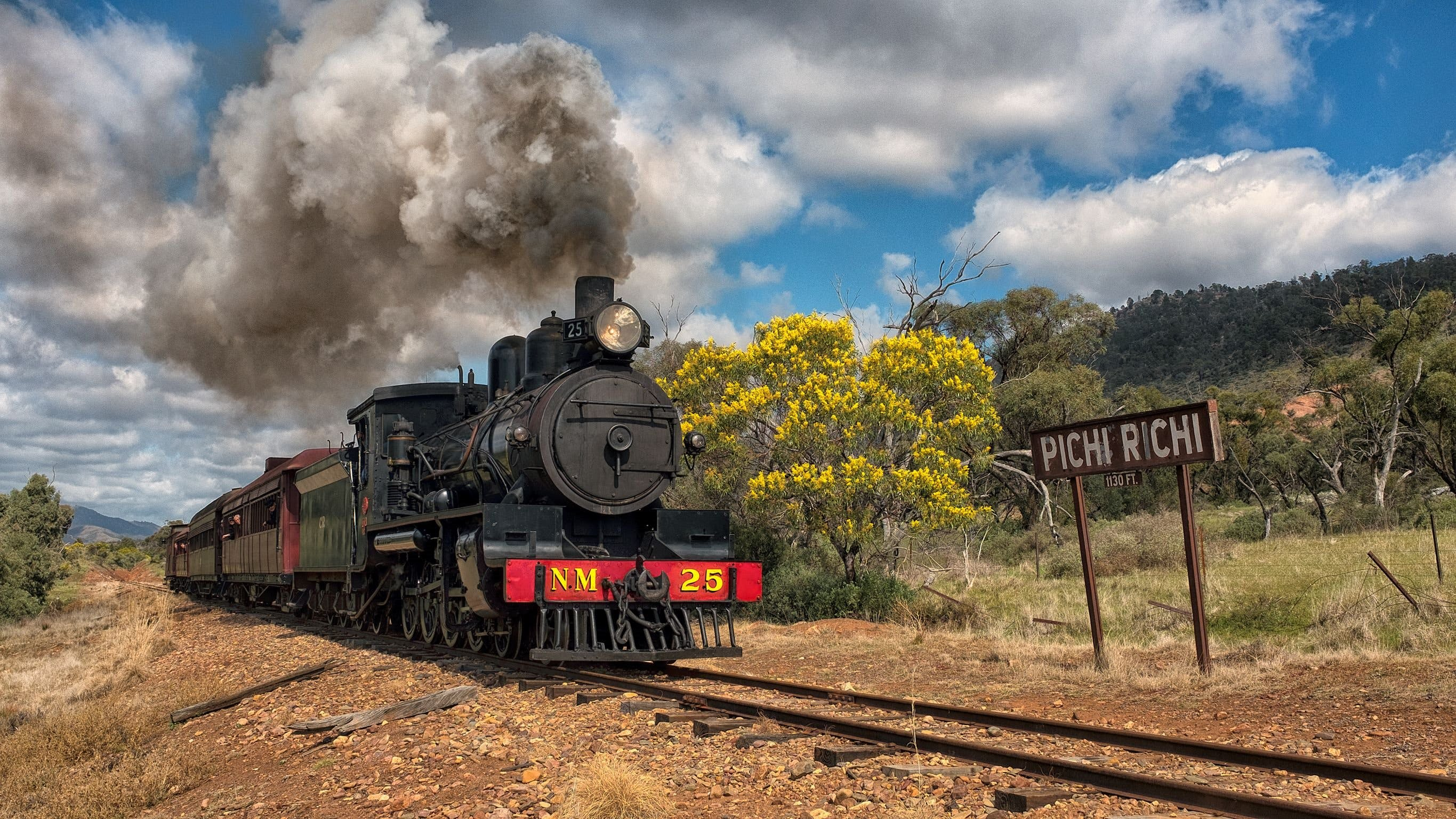 Pichi Richi Railway - Redcliffe Tourism