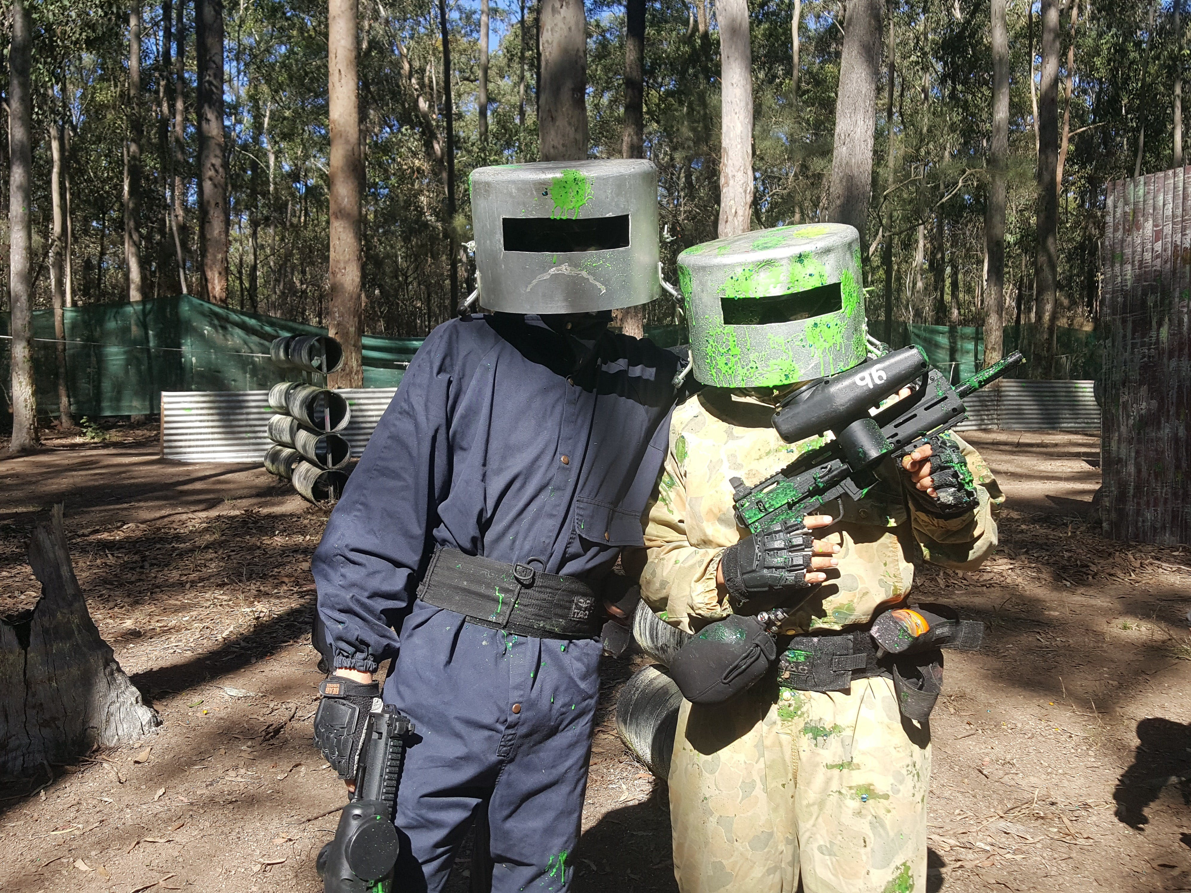 Rapid Fire Paintball - Redcliffe Tourism