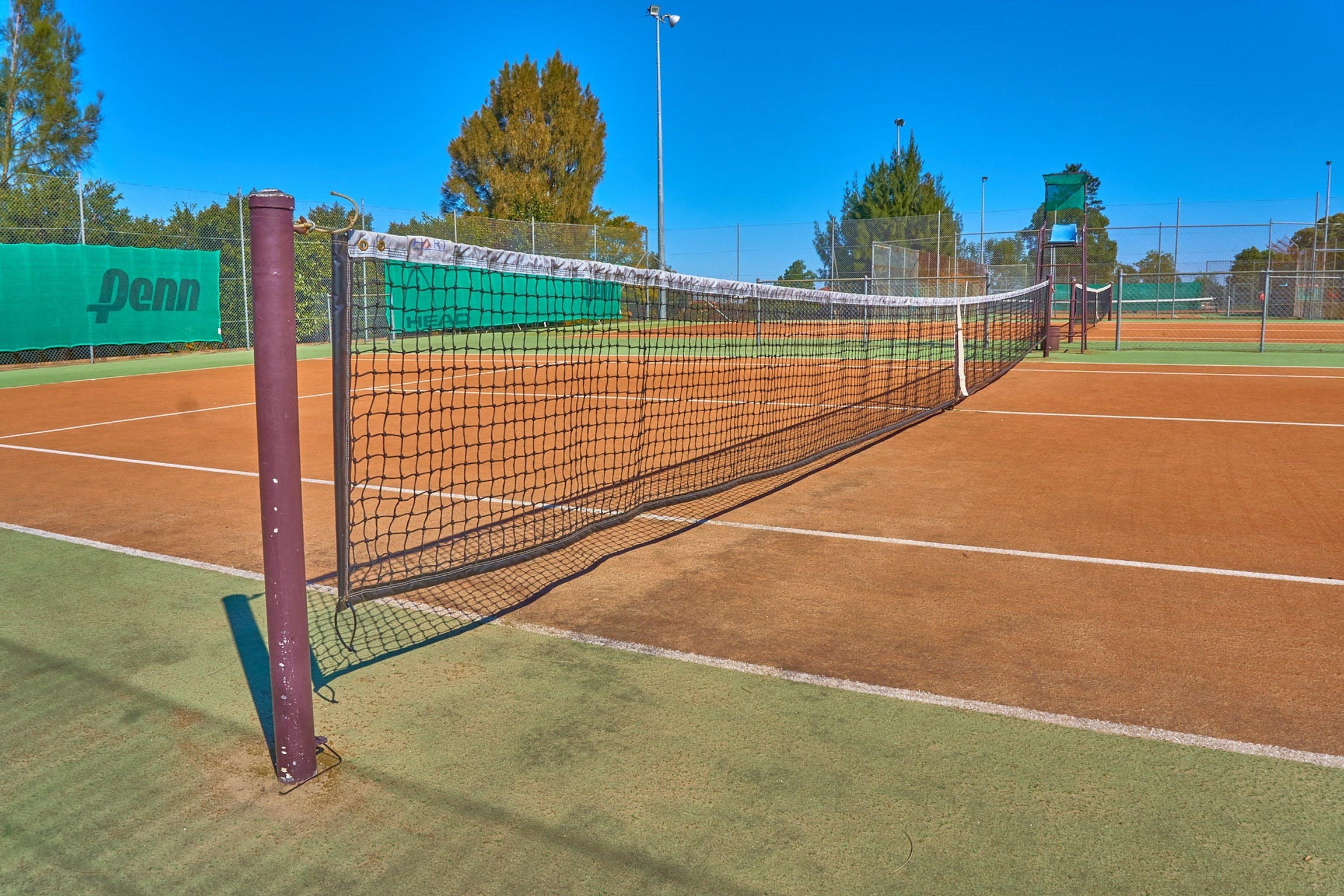 Raworth Tennis Centre - Redcliffe Tourism