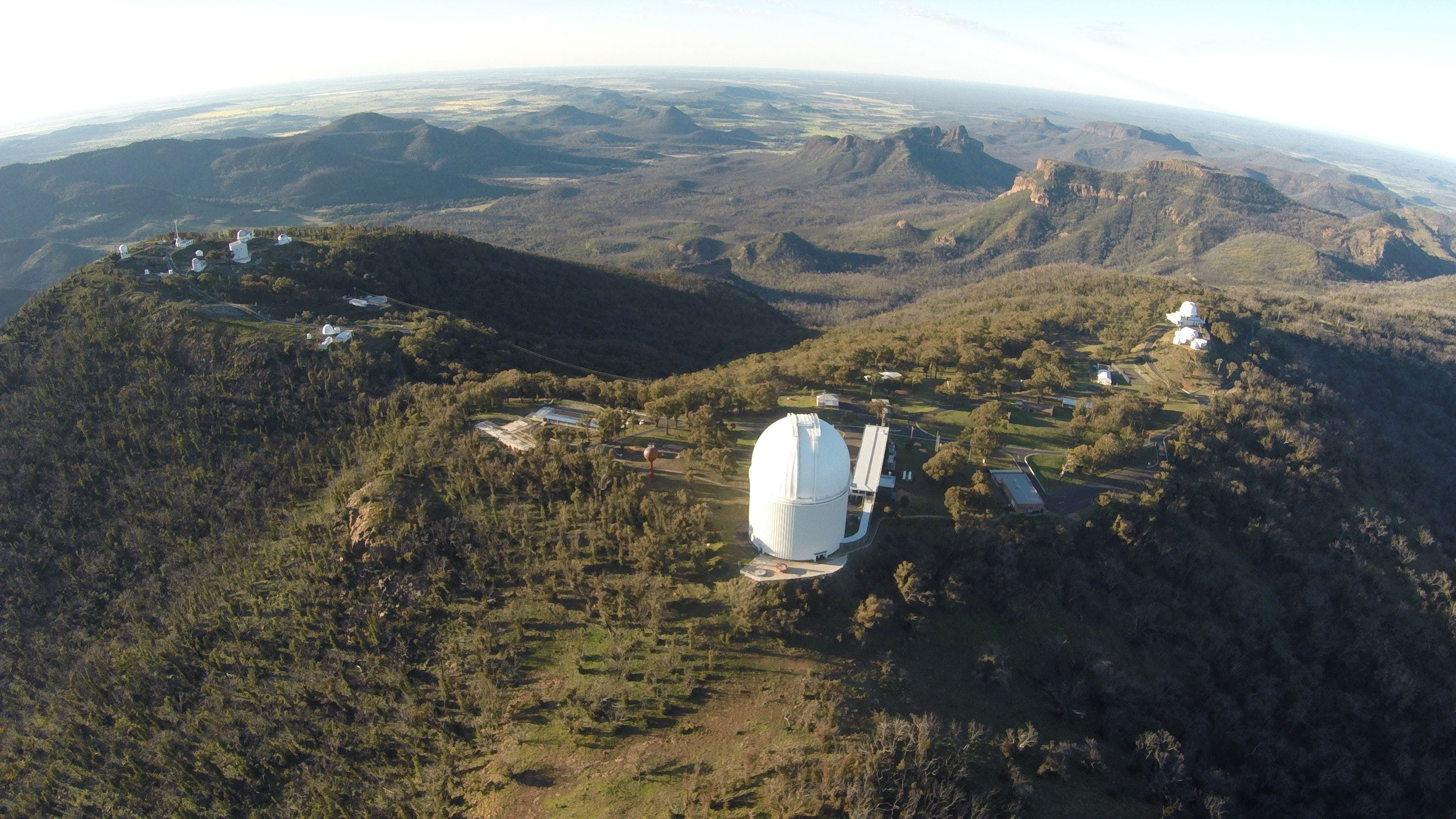 Siding Spring Observatory - Redcliffe Tourism