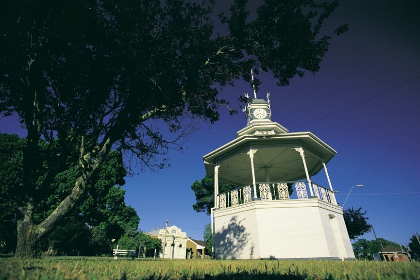 Beaufort - Redcliffe Tourism