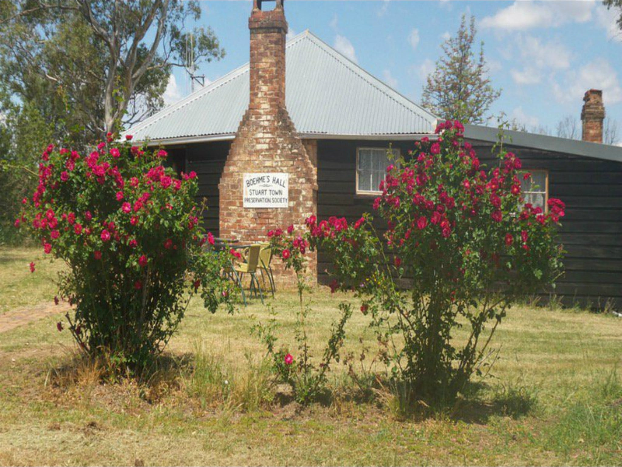 Boehme's Hall - Redcliffe Tourism