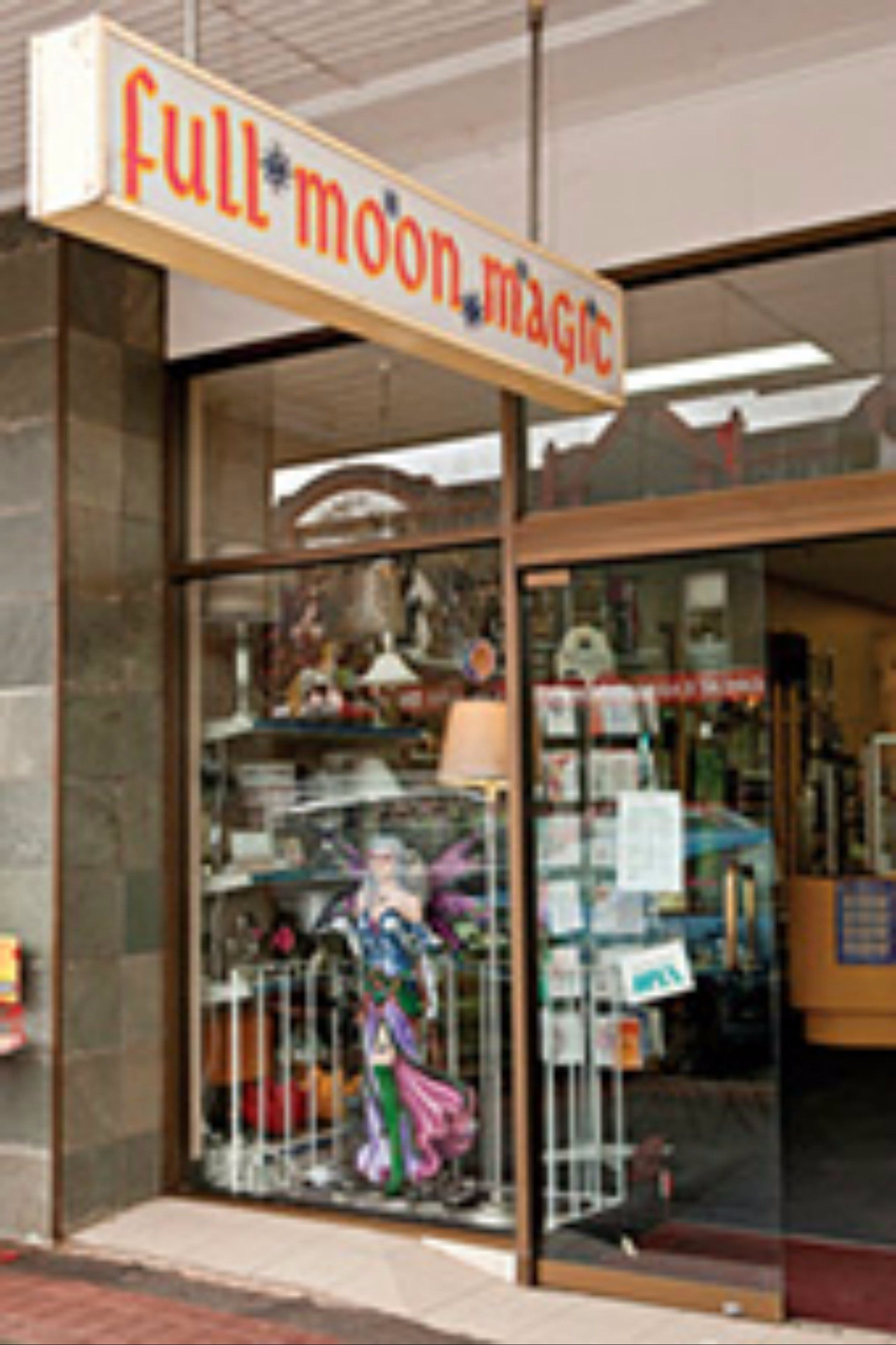 Full Moon Magic - New Premises - Redcliffe Tourism