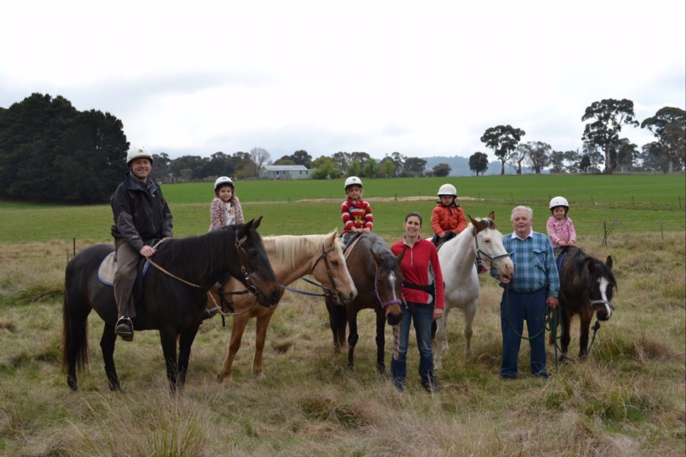 High Country Trail Rides - Redcliffe Tourism