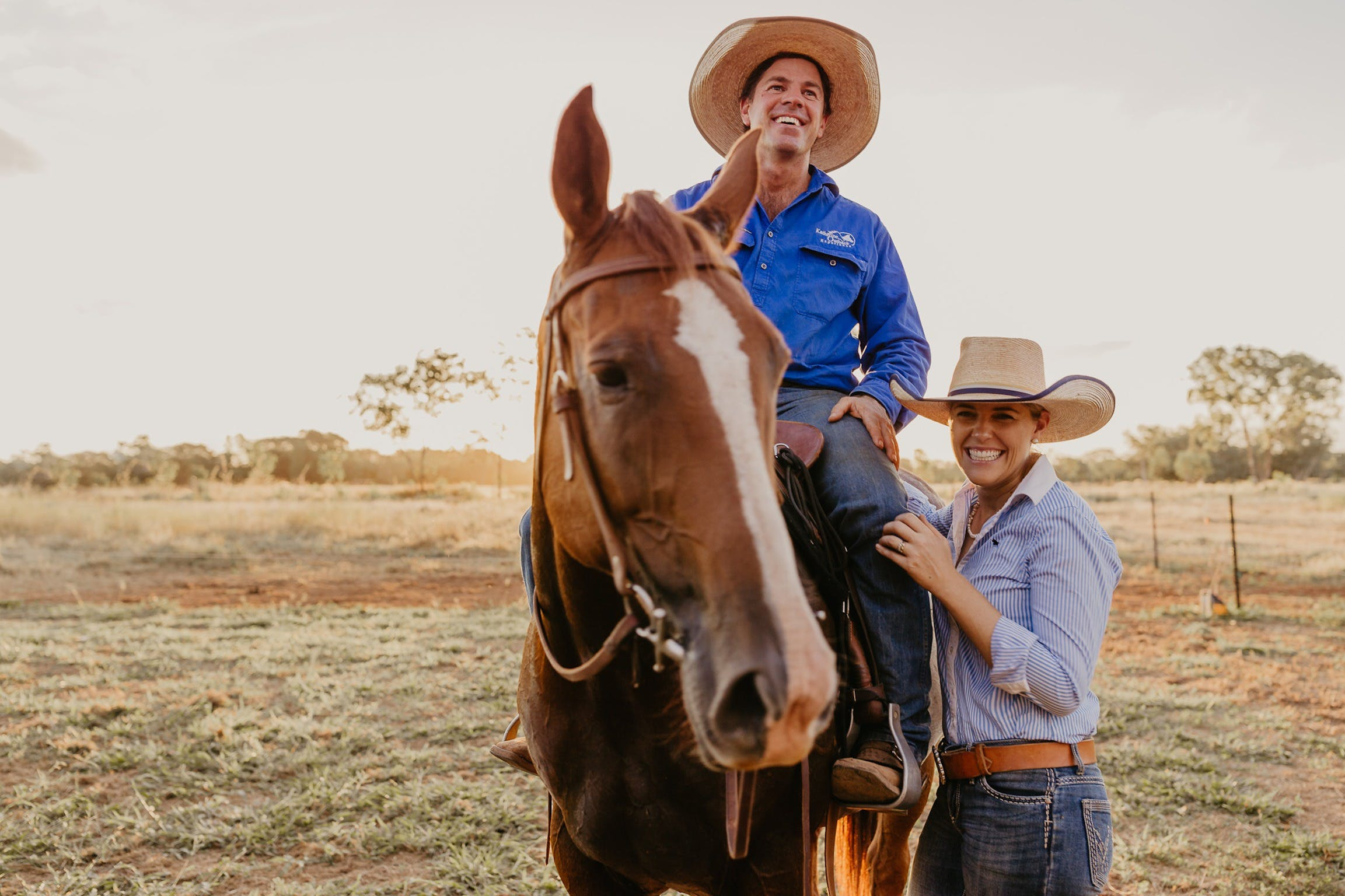 Katherine Outback Experience - Horse Riding Experience - Redcliffe Tourism