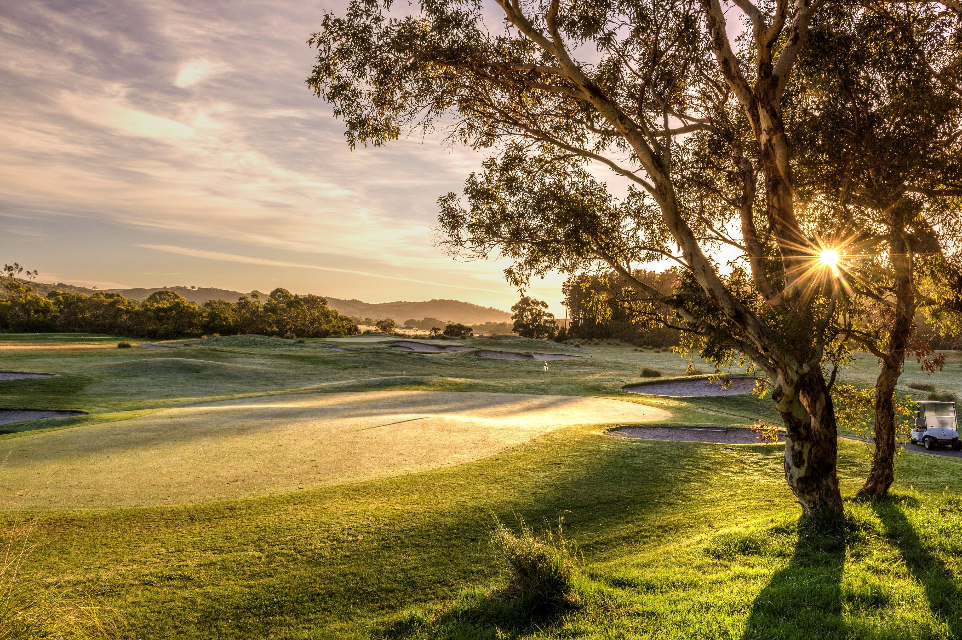 Mount Compass Golf Course - Redcliffe Tourism