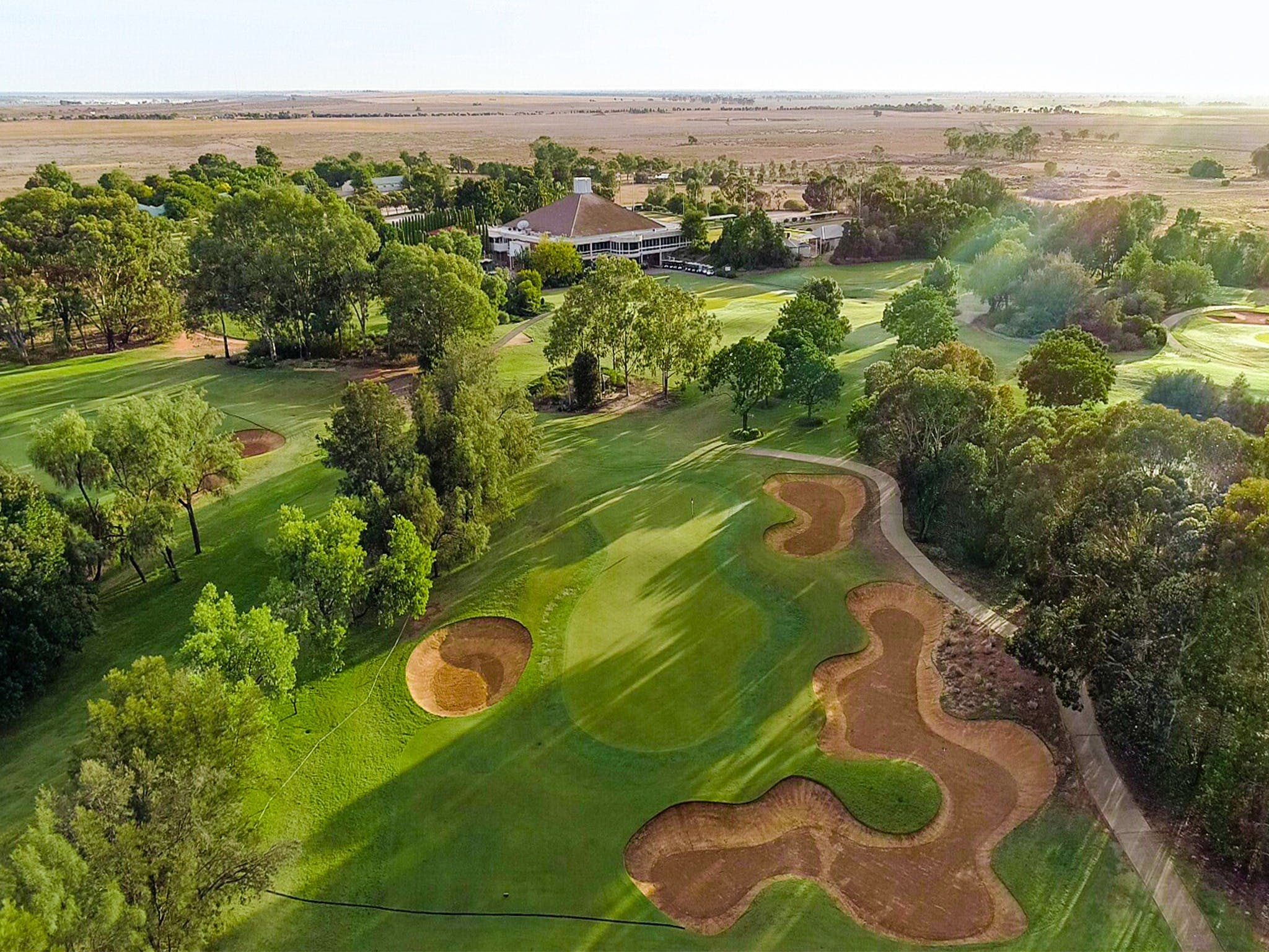 Murray Downs Golf and Country Club - Redcliffe Tourism
