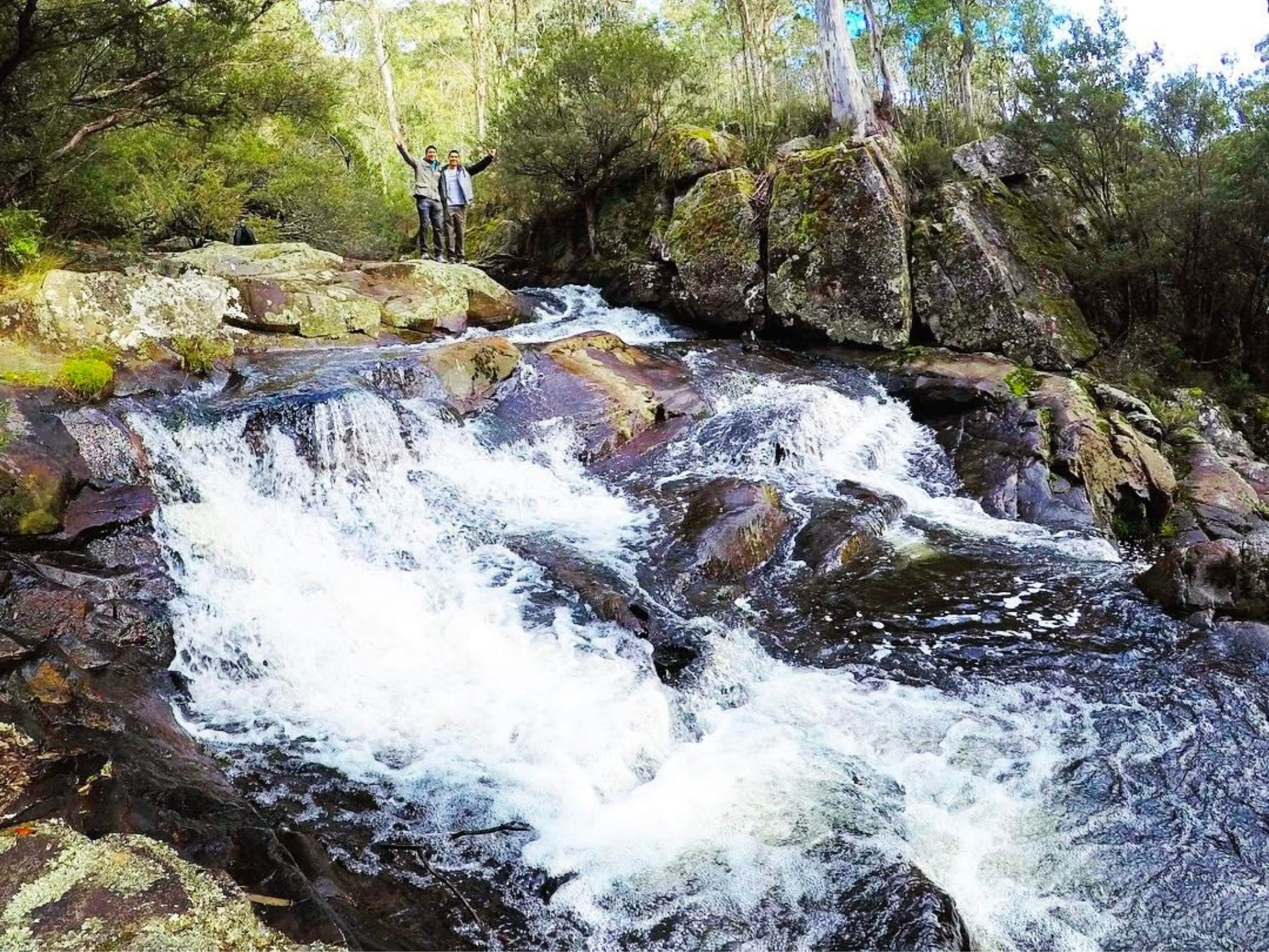 Polblue Falls - Redcliffe Tourism