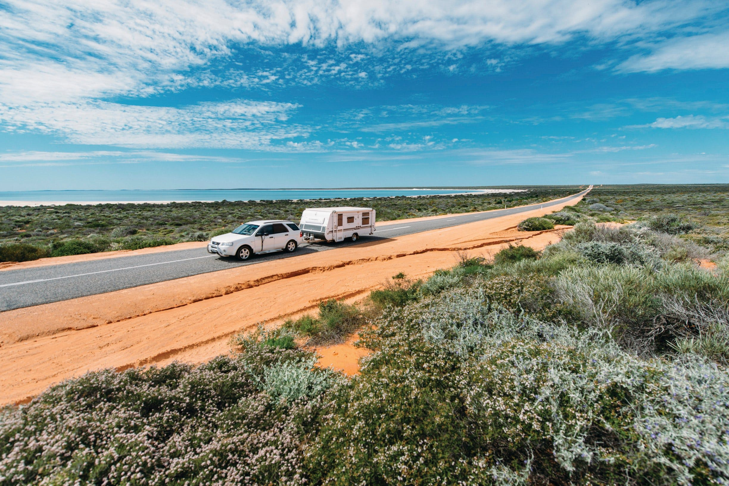 Shark Bay World Heritage Drive - Redcliffe Tourism